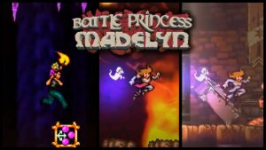 Battle Princess Madelyn – Nintendo Switch | Review
