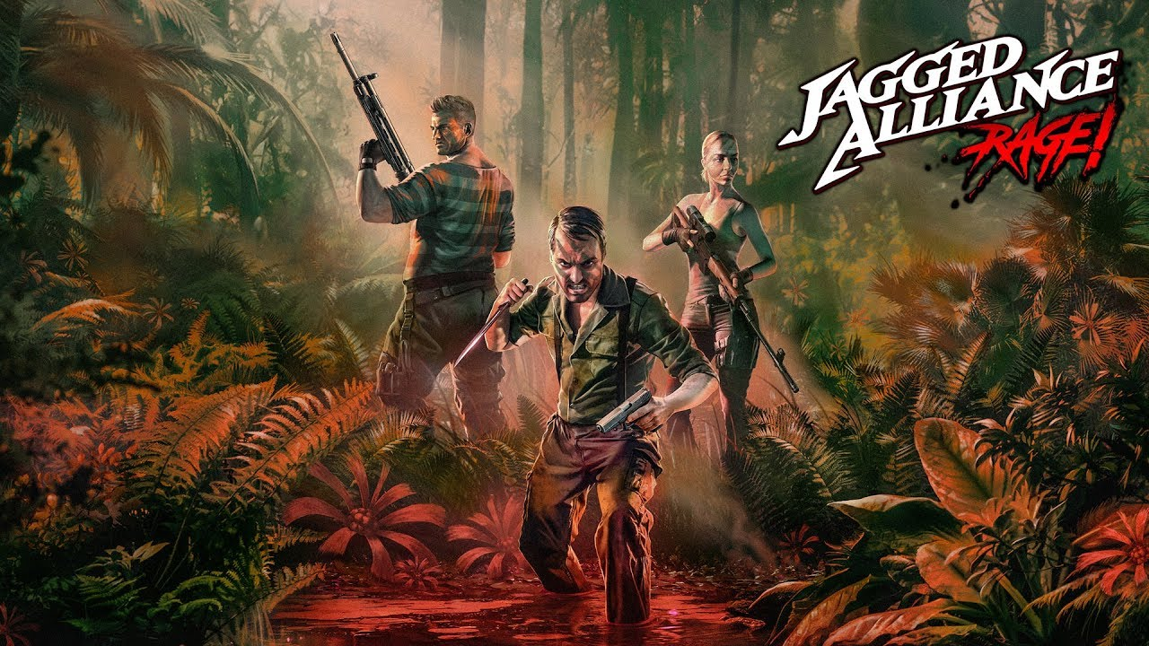 Jagged Alliance: Rage – PS4 | Review