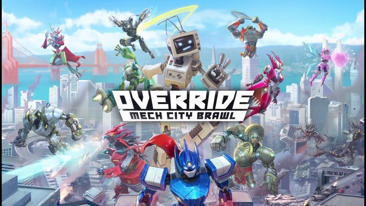 Override Mech City Brawl – PS4 | Review