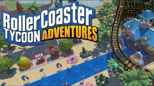 Rollercoaster Tycoon Adventures – Nintendo Switch | Review