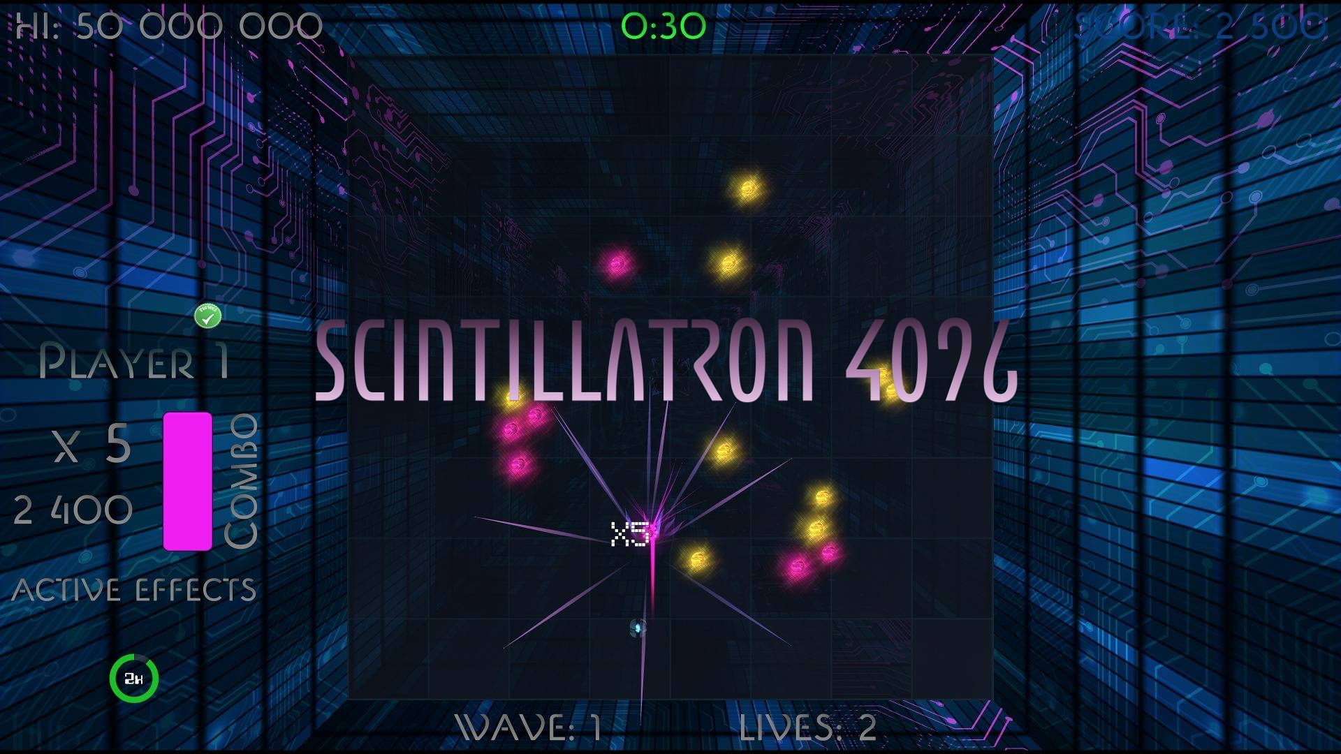 Scintillatron 4096 – PS4 | Review