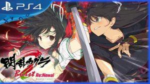 Senran Kagura Burst Re:newal – PS4 | Review