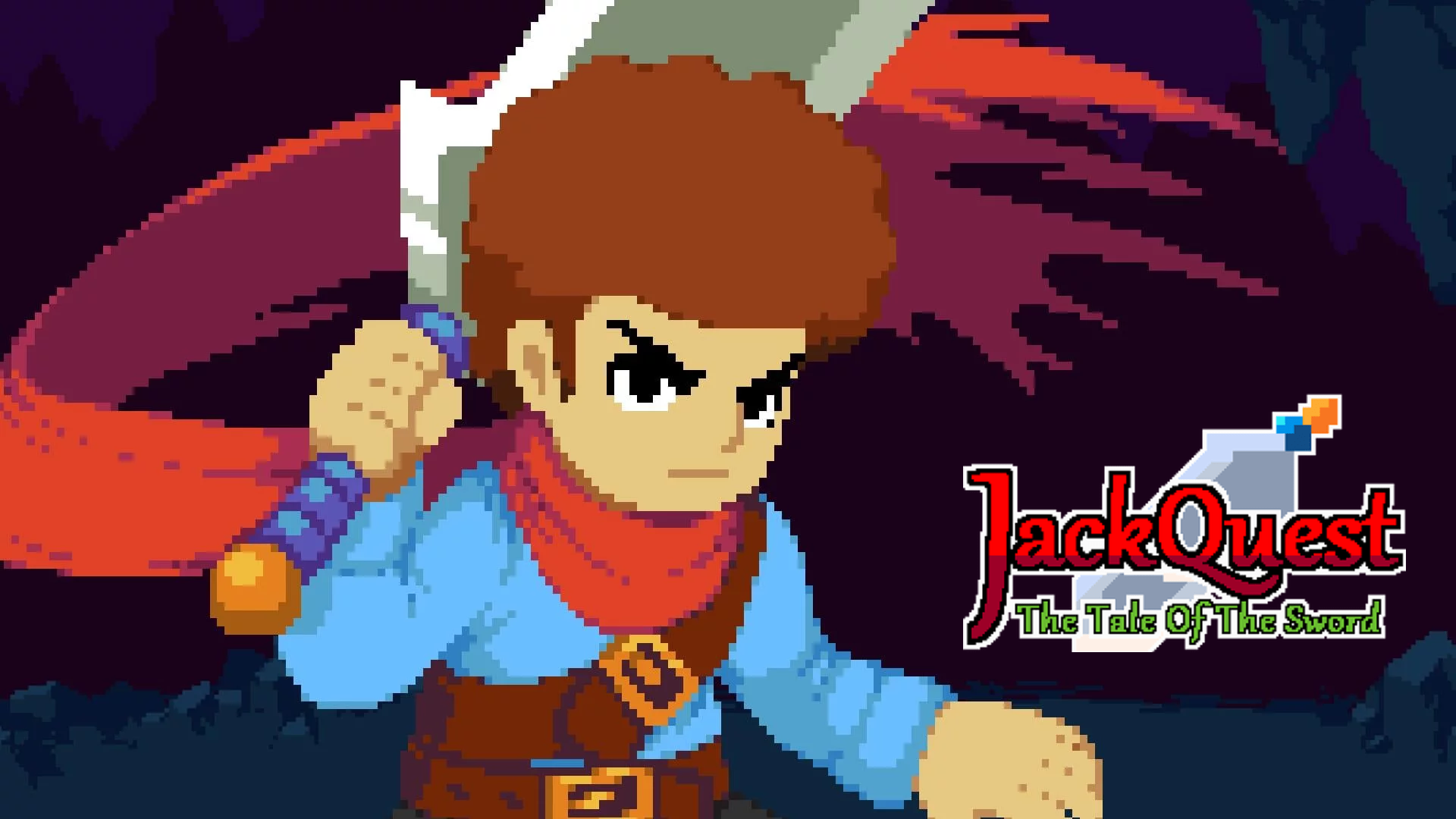 Jackquest The Tale of the Sword – Nintendo Switch | Review