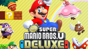 New Super Mario Bros. Deluxe – Nintendo Switch | Review