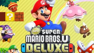 New Super Mario Bros. Deluxe – Nintendo Switch | Review