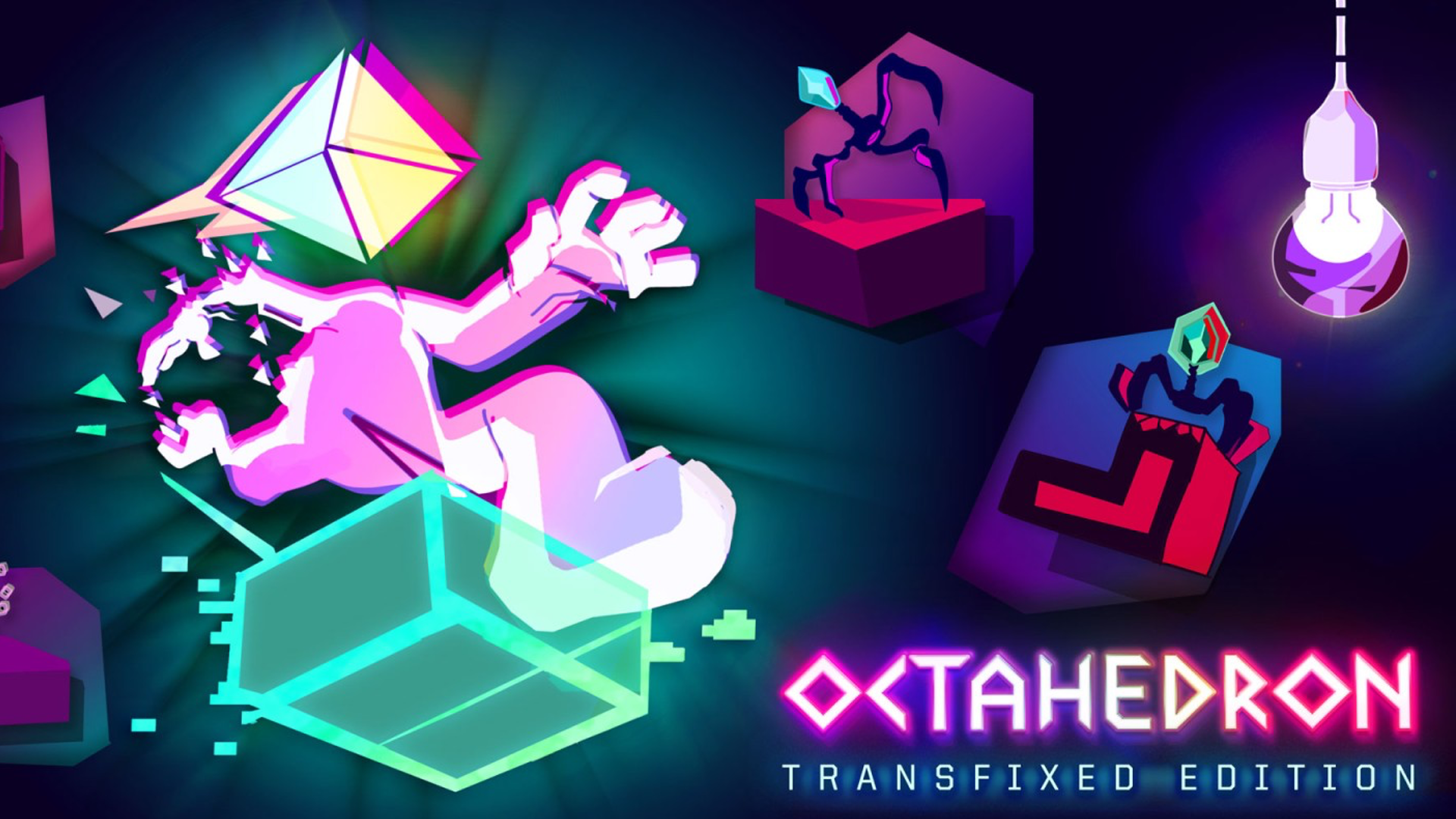 Octahedron: Transfixed Edition – Nintendo Switch | Review