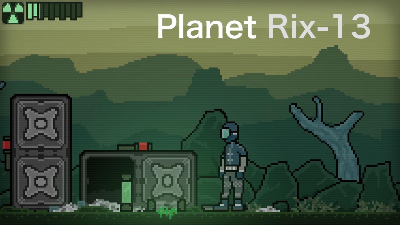 Planet Rix-13 Nintendo Switch | Review