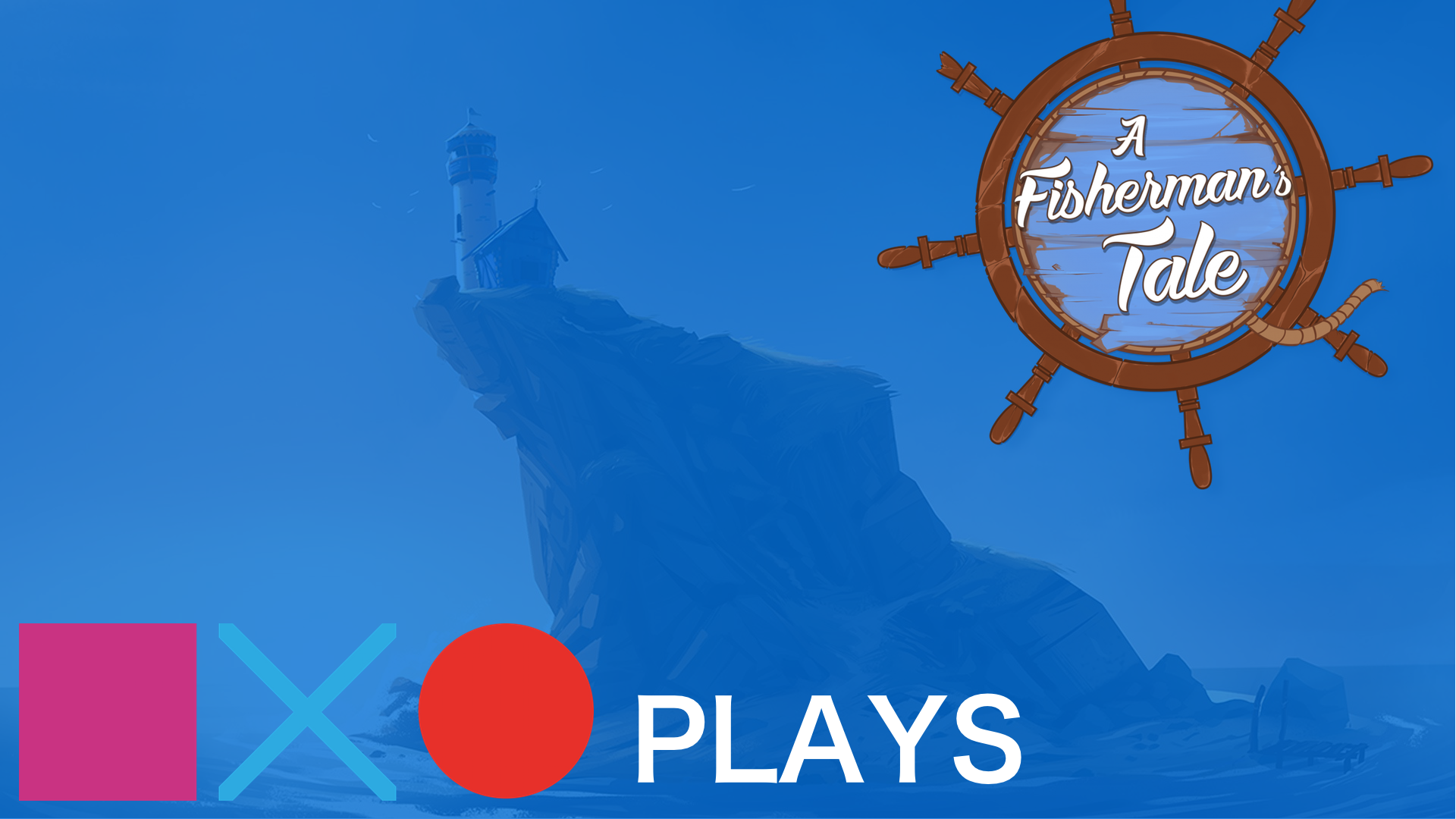 A Fisherman's Tale – PSVR | SquareXO Plays
