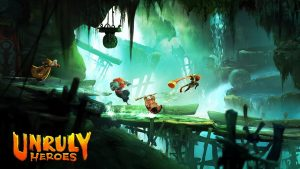 Unruly Heroes – Nintendo Switch | Review