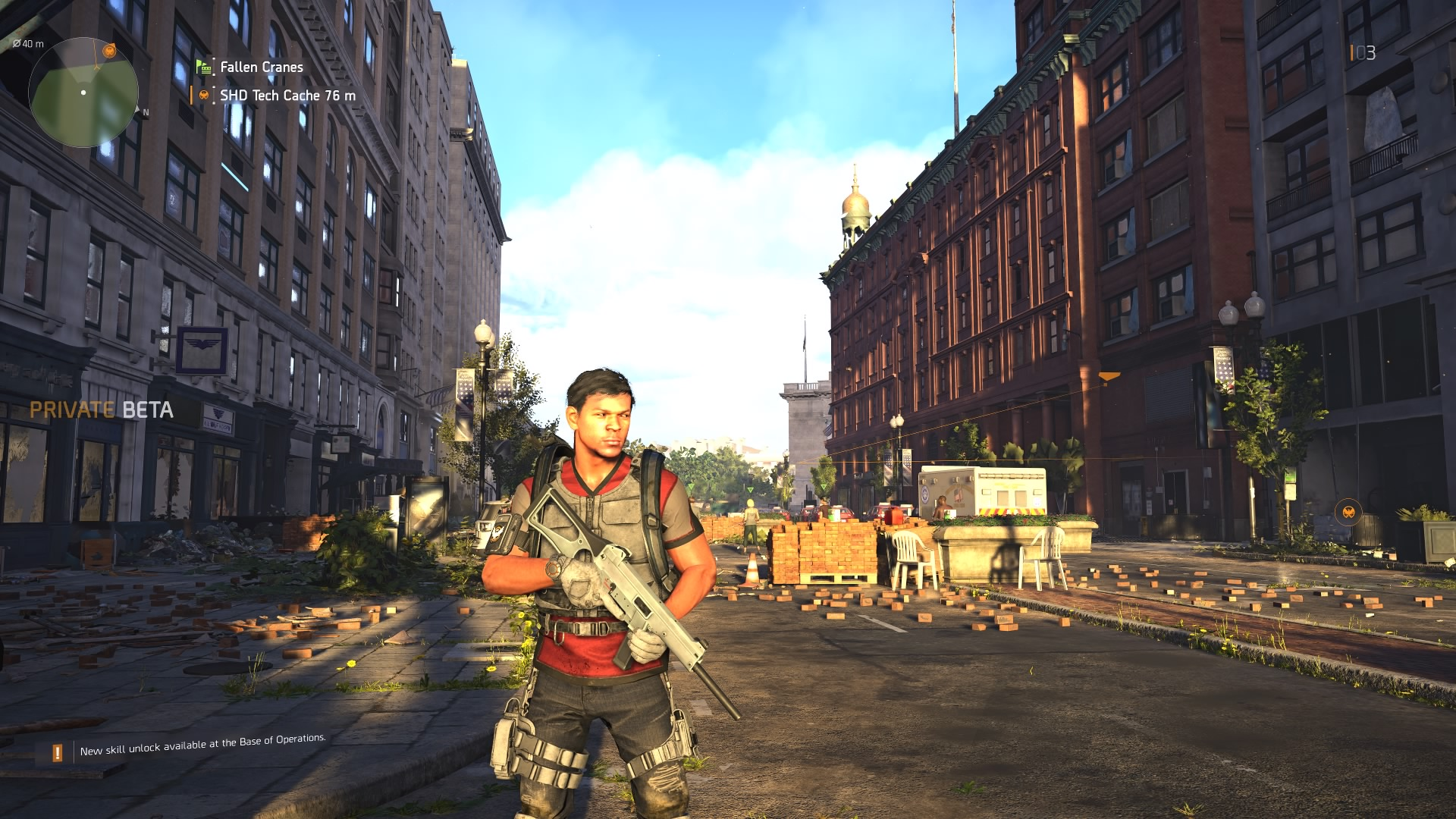 The Division 2 BETA – An all round good experience | SquareXO
