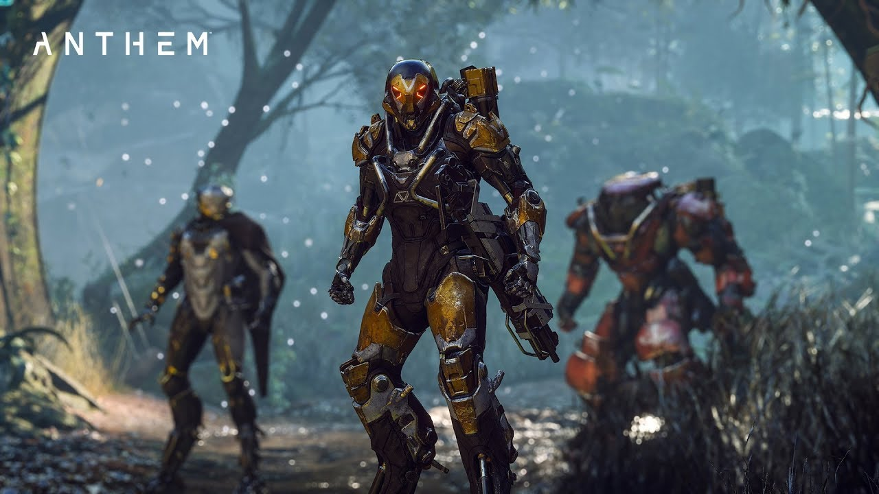 Anthem's First 10 Hours – PS4 | Review