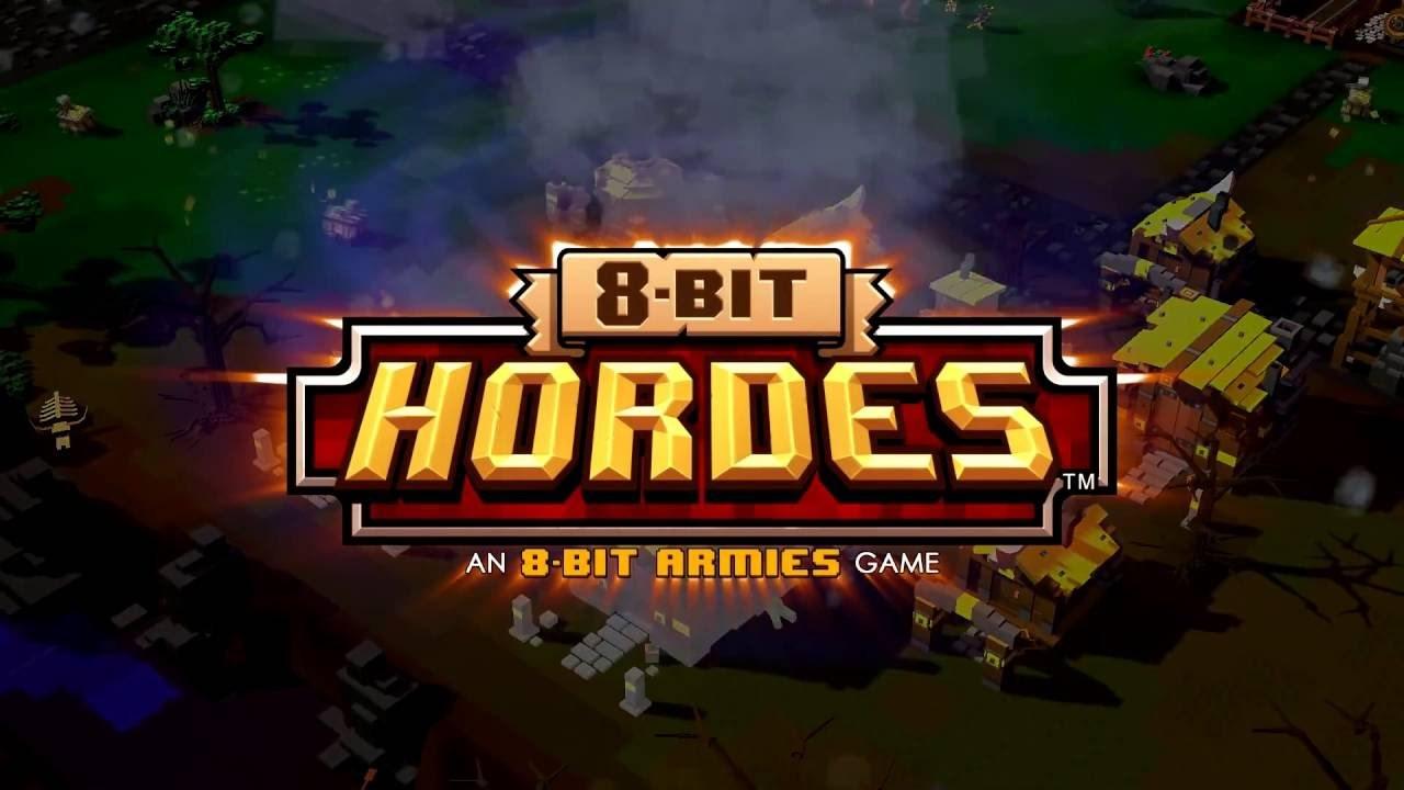 8-Bit Hordes – PS4 | Review