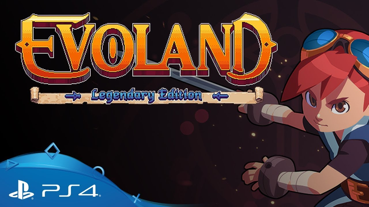 Evoland: Legendary Edition – PS4 | Review