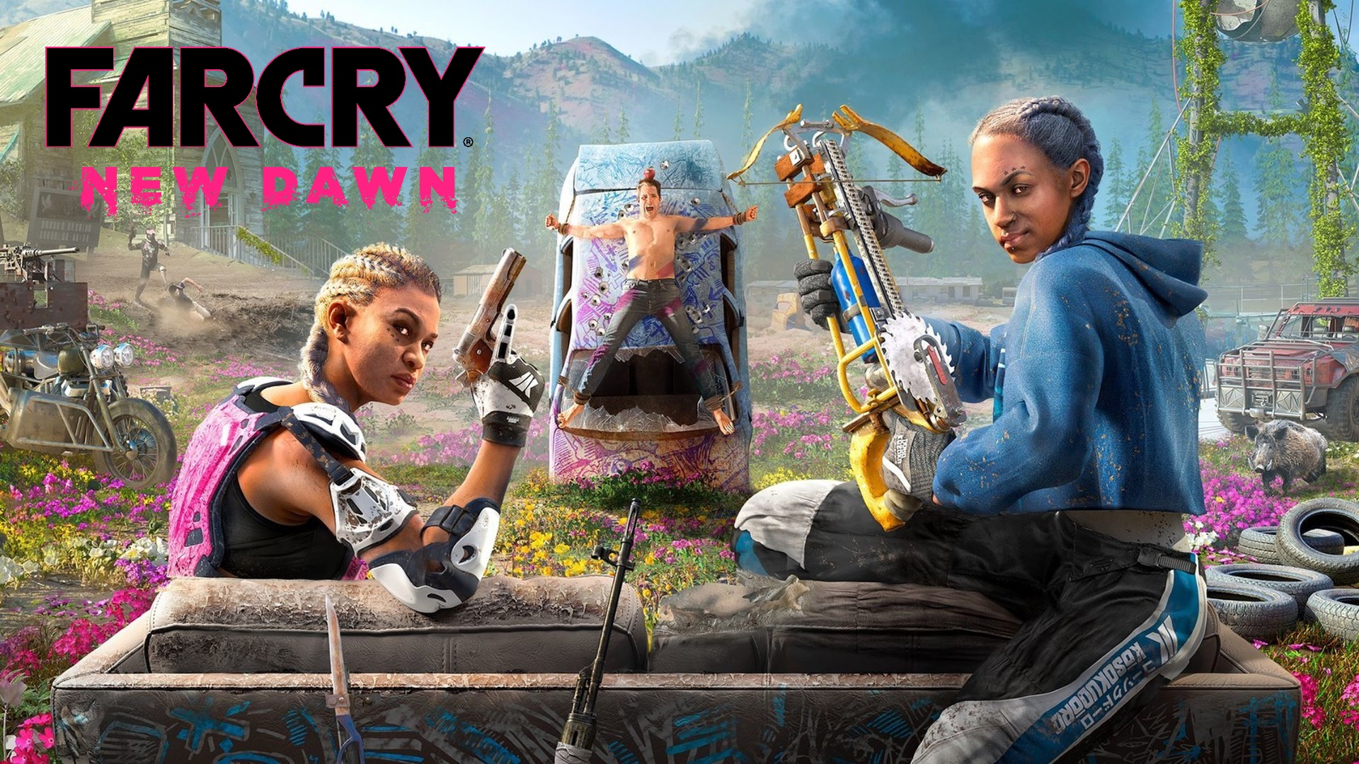 Far Cry: New Dawn – PS4 | Review