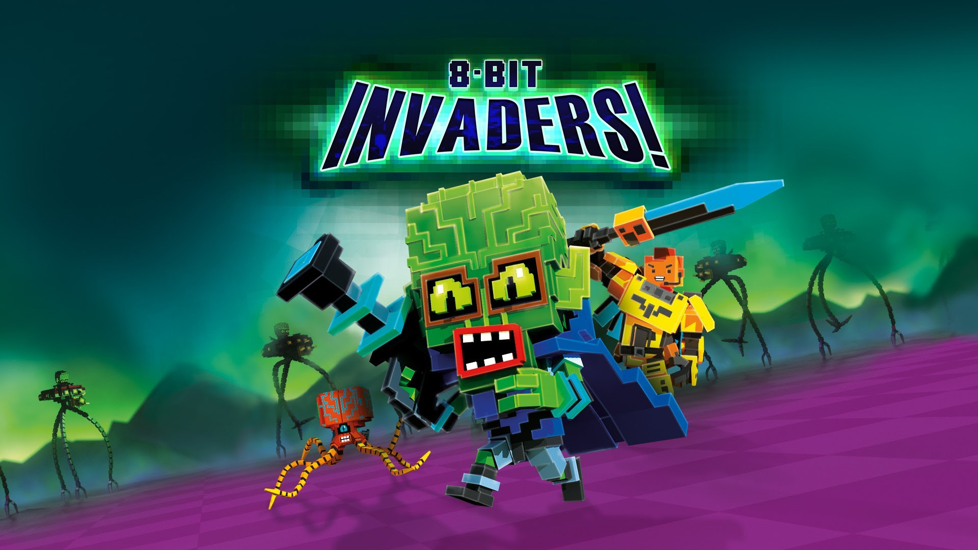 8-Bit Invaders – PS4 | Review