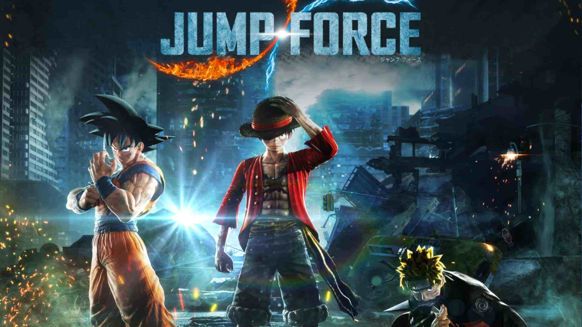 Jump Force – Xbox One | Review
