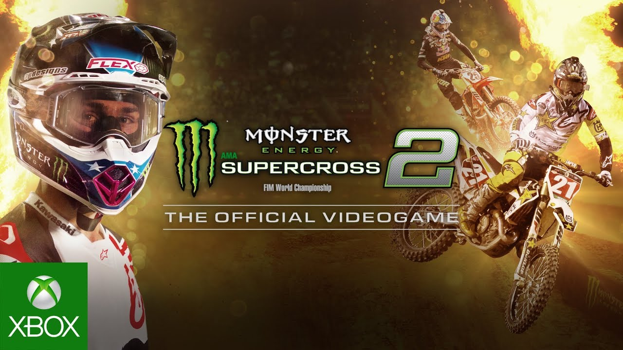 Monster Energy Supercross 2 – PS4 | Review