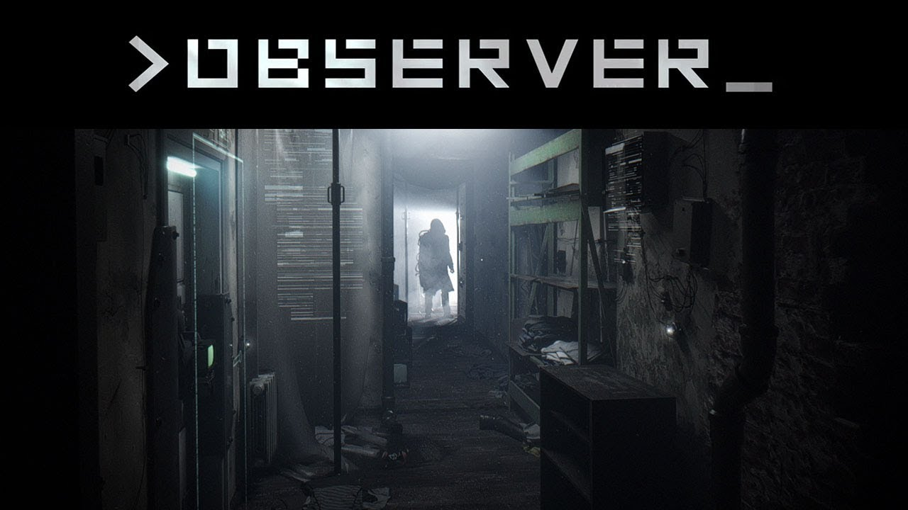 Observer – Nintendo Switch | Review