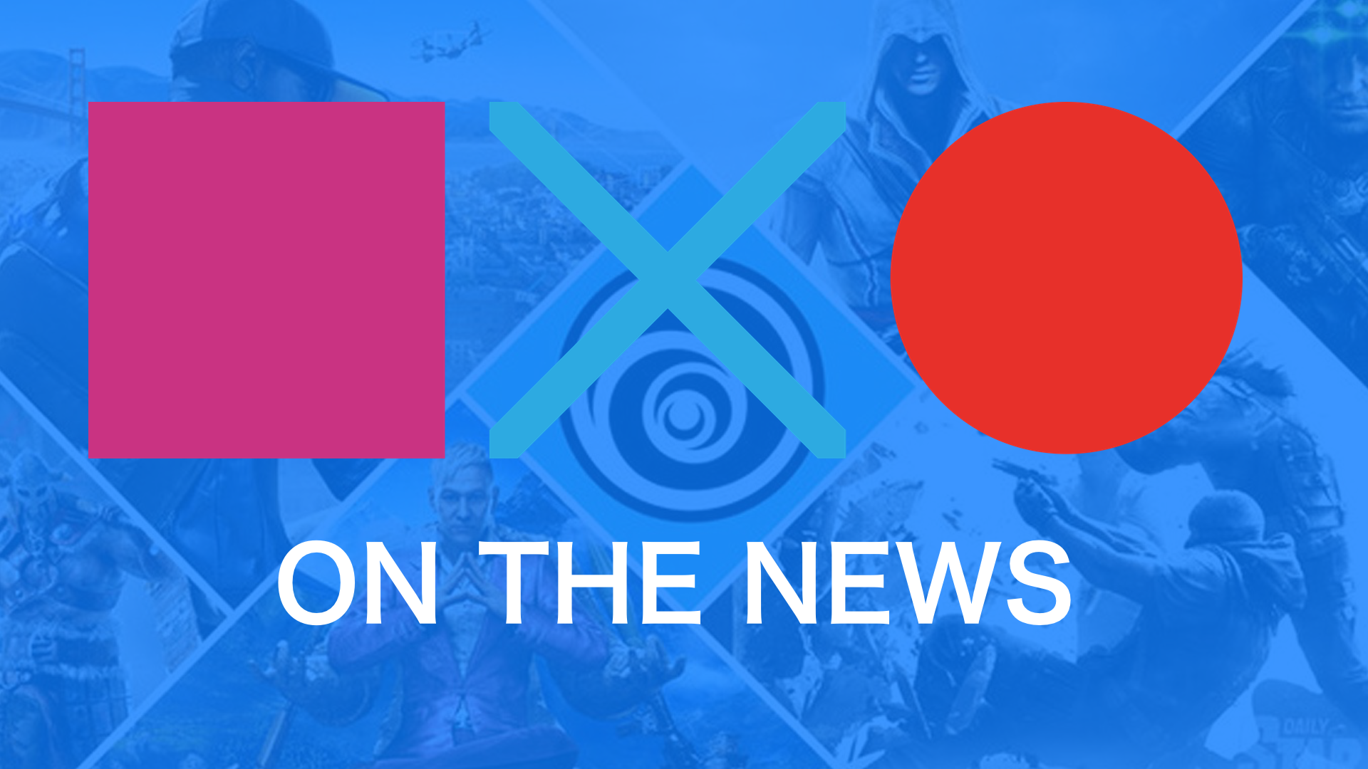 Four New Ubisoft Titles to be announced + Apex Legends to China | SquareXO On The News