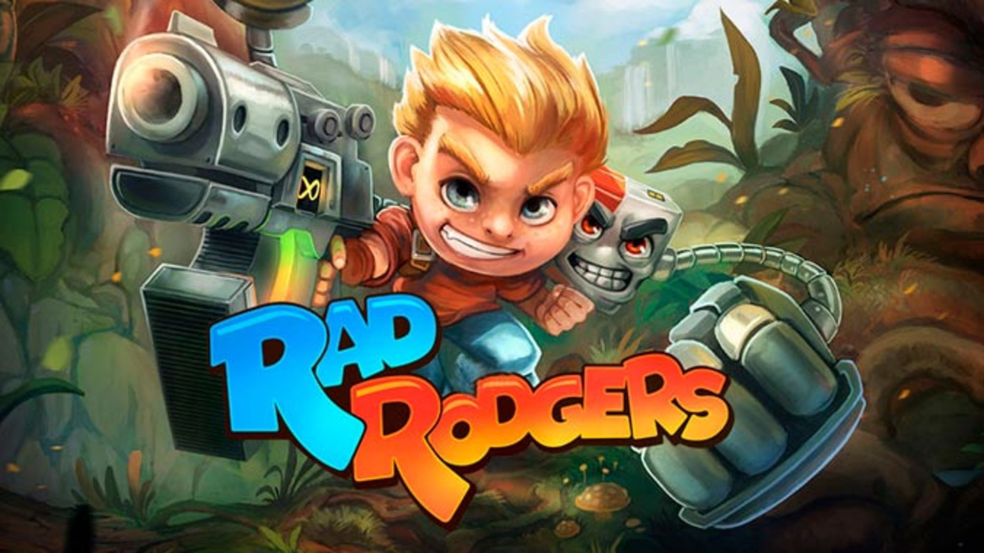 Rad Rodgers: Radical Edition – Nintendo Switch | Review
