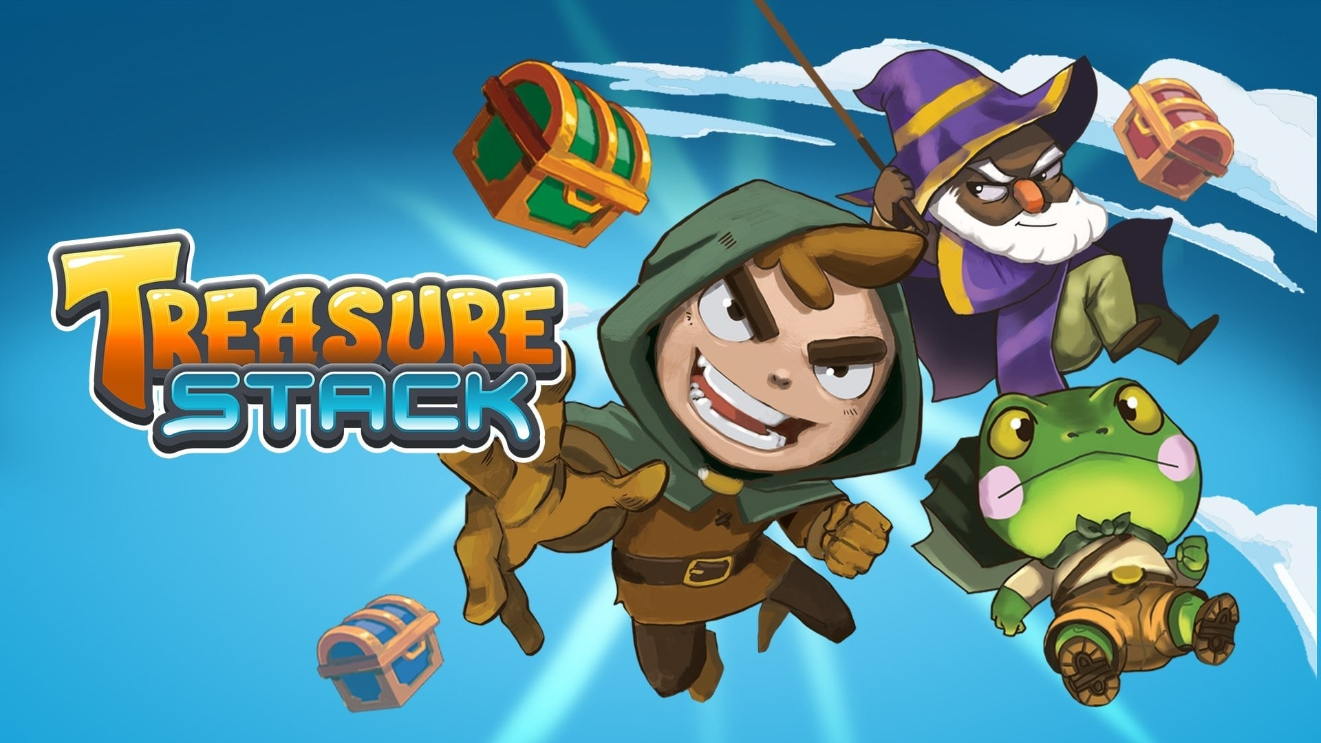 Treasure Stack – Nintendo Switch | Review