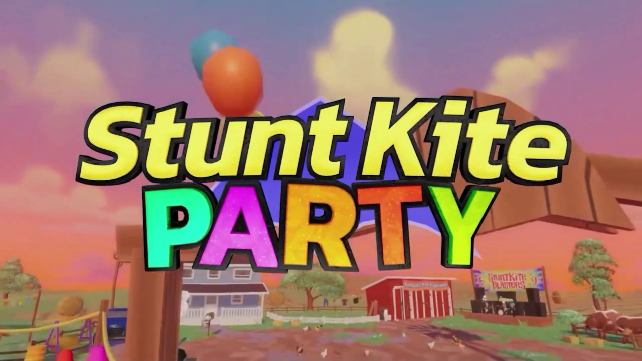 Stunt Kite Party Review – Nintendo Switch | Review