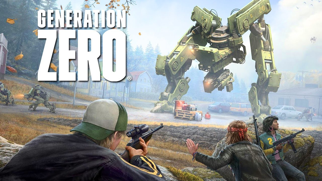 Generation Zero – PS4 | Review