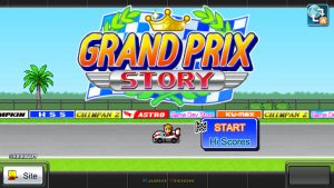 Grand Prix Story – Nintendo Switch | Review