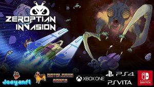 Zeroptian Invasion – PS4 | Review
