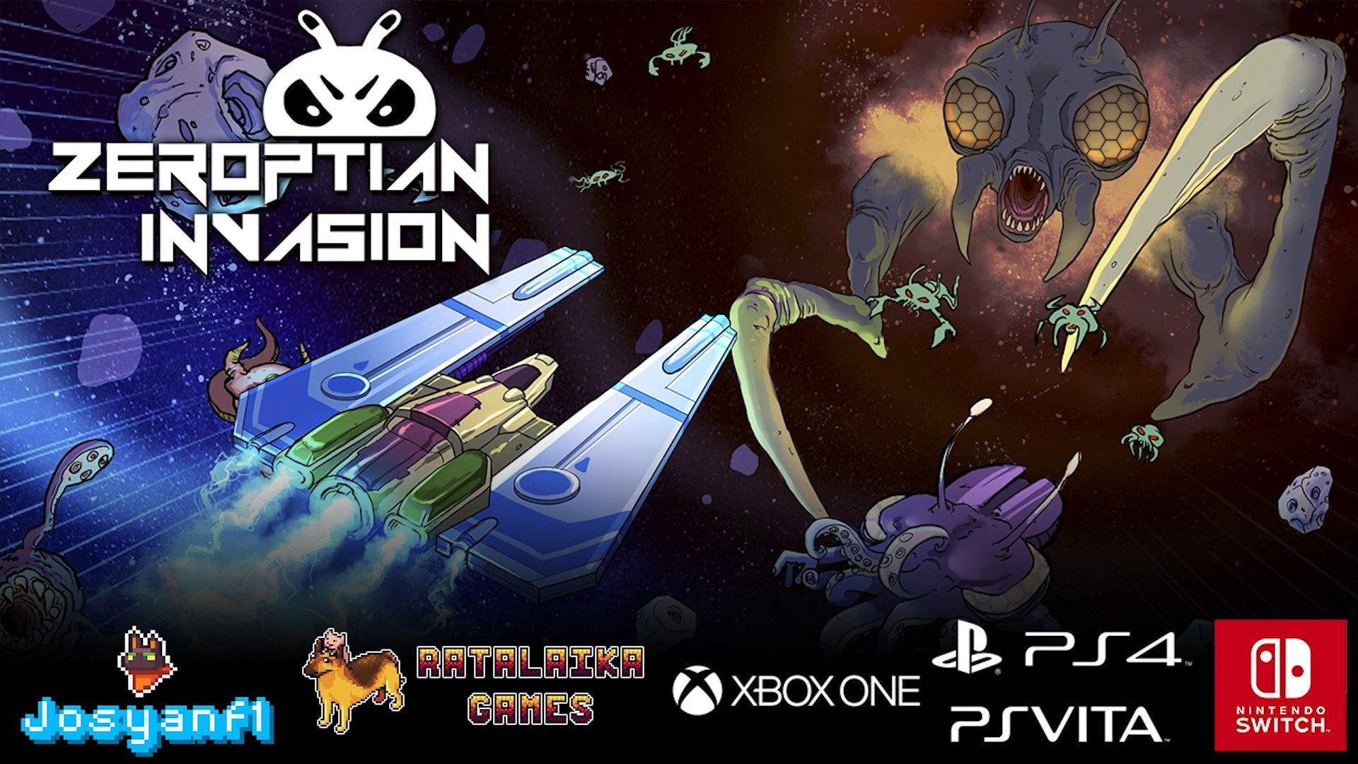 Zeroptian Invasion – PS4 | Review