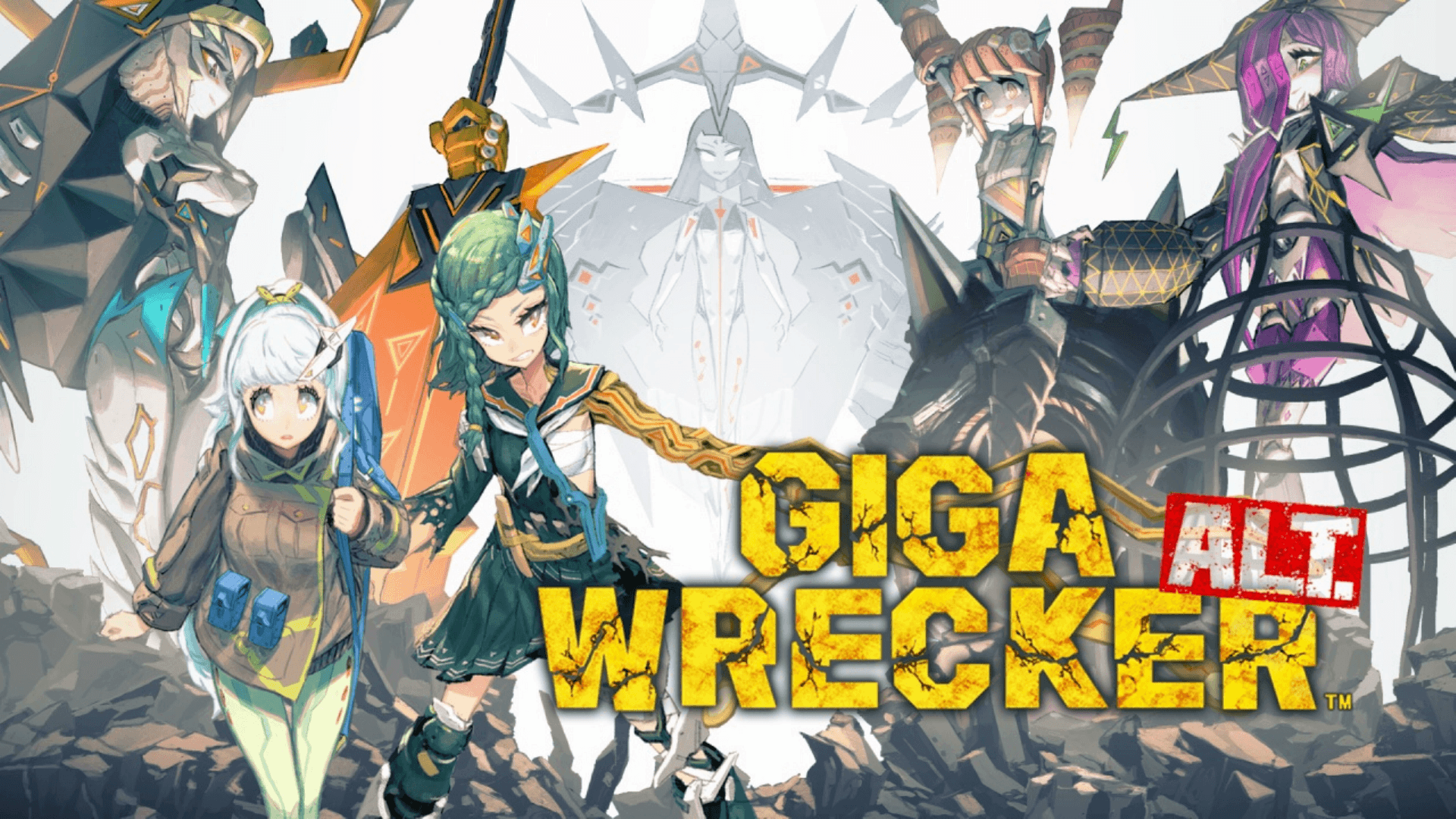 Giga Wrecker Alt – PS4 | Review
