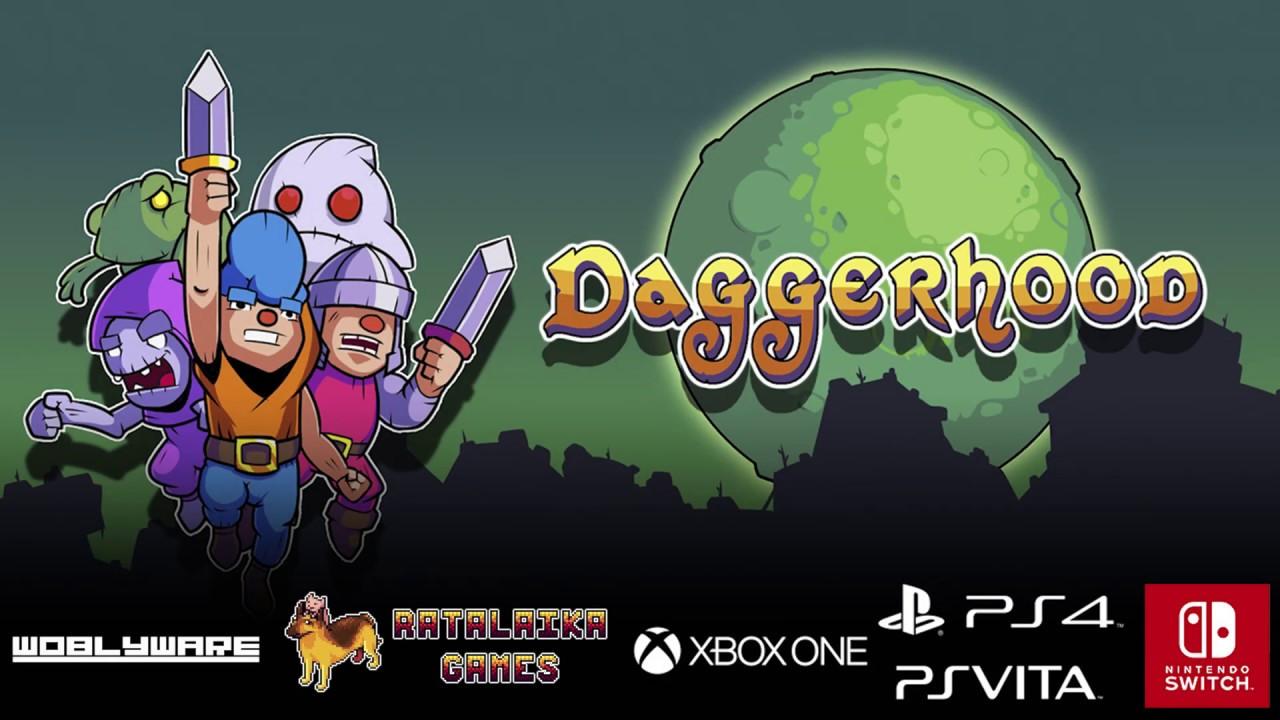 Daggerhood – PS4 | Review