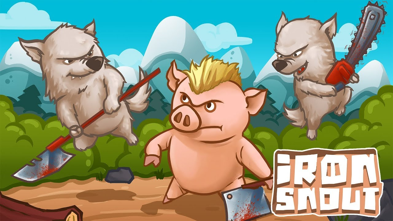 Iron Snout – PS Vita | Review