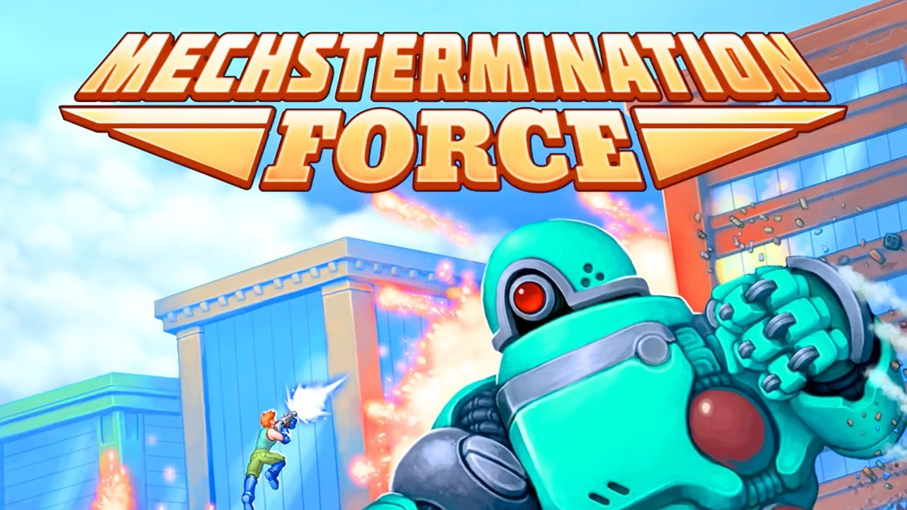 Mechstermination Force – Nintendo Switch | Review