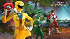 Power Rangers: Battle for the Grid – PS4 | Review