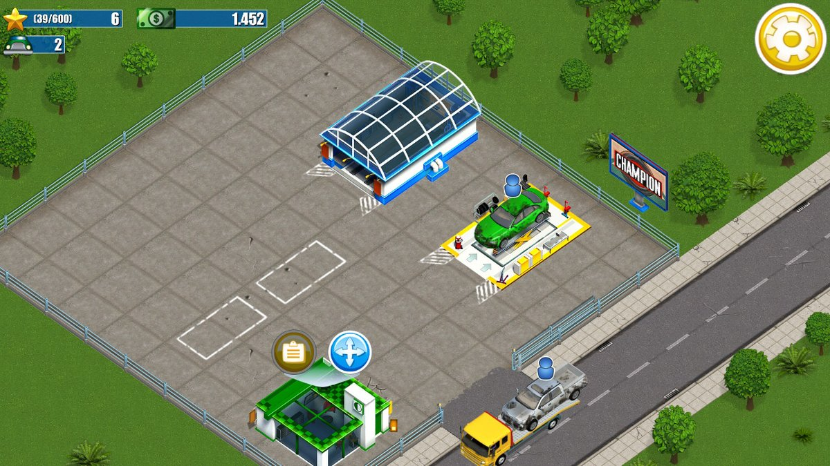 Car Mechanic Manager – Nintendo Switch   Review   SquareXO