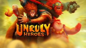 Unruly Heroes – PS4 | Review