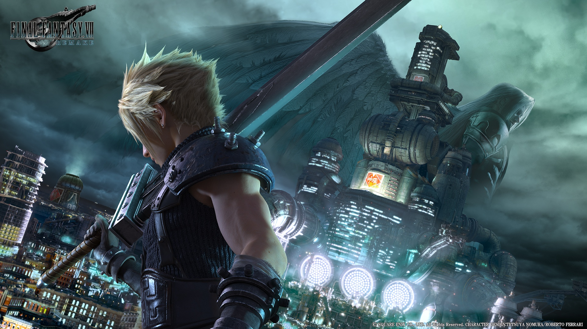 Final Fantasy VII trailer looks great, now please release the game