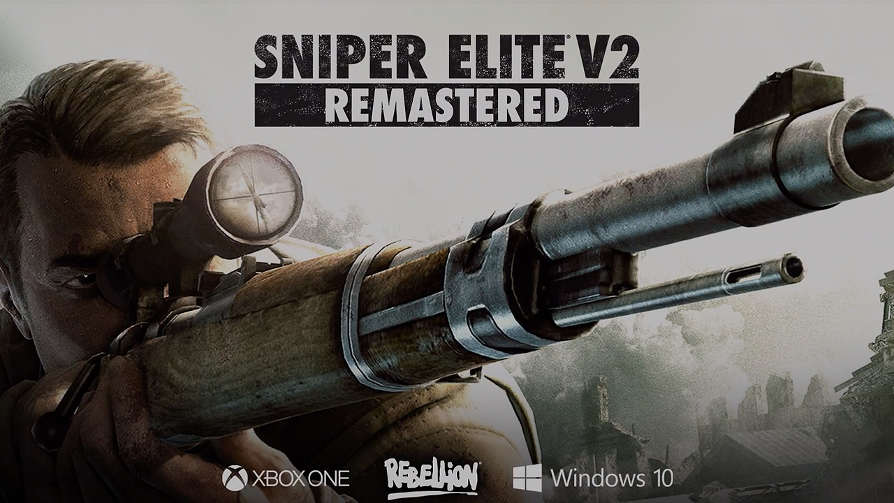 Sniper Elite V2 Remastered – PS4 | Review
