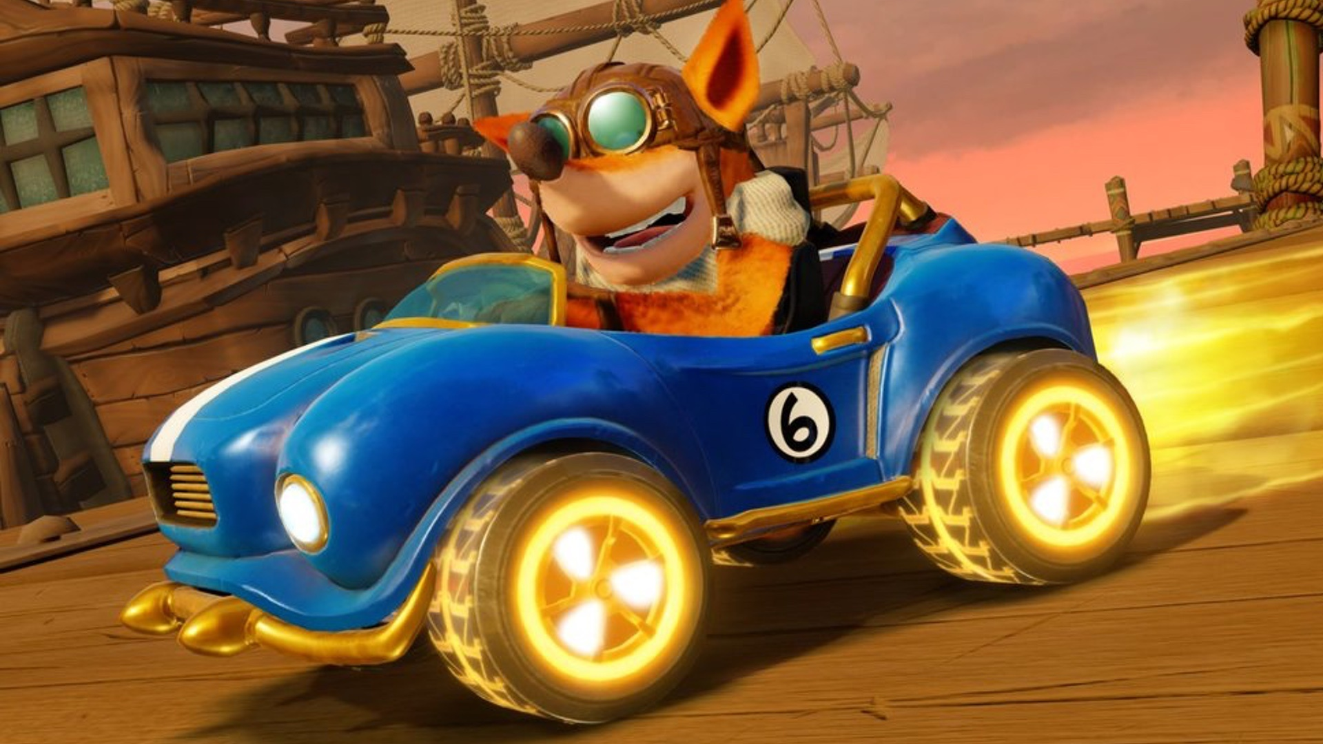 New Crash Bandicoot gameplay looks promising
