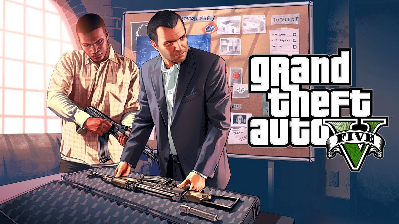 Grand Theft Auto is a beast