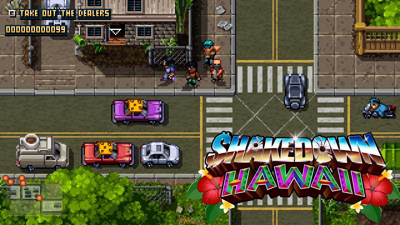 Shakedown Hawaii – PS4 | Review