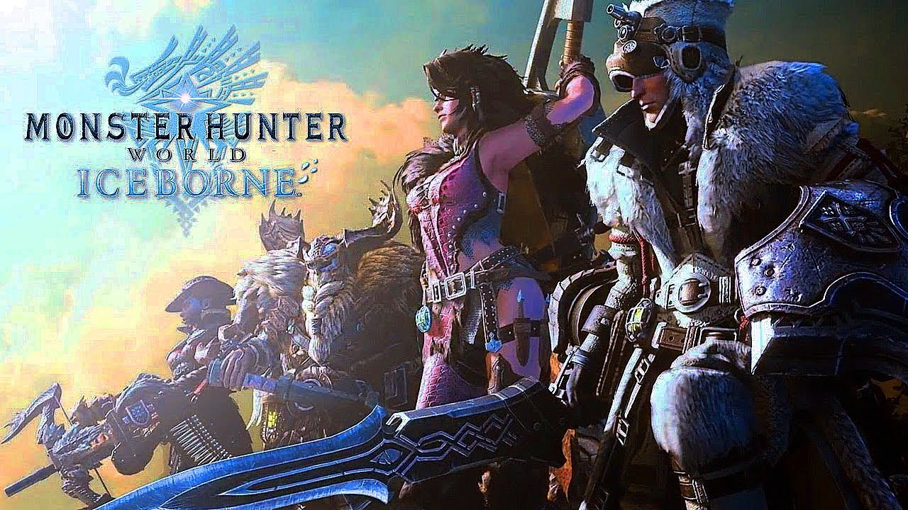 All you need to know about the Iceborne expansion for Monster Hunter World