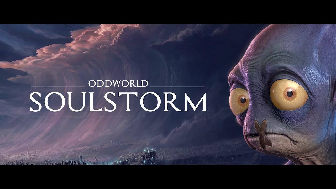 Oddworld: Soulstorm get a teaser trailer
