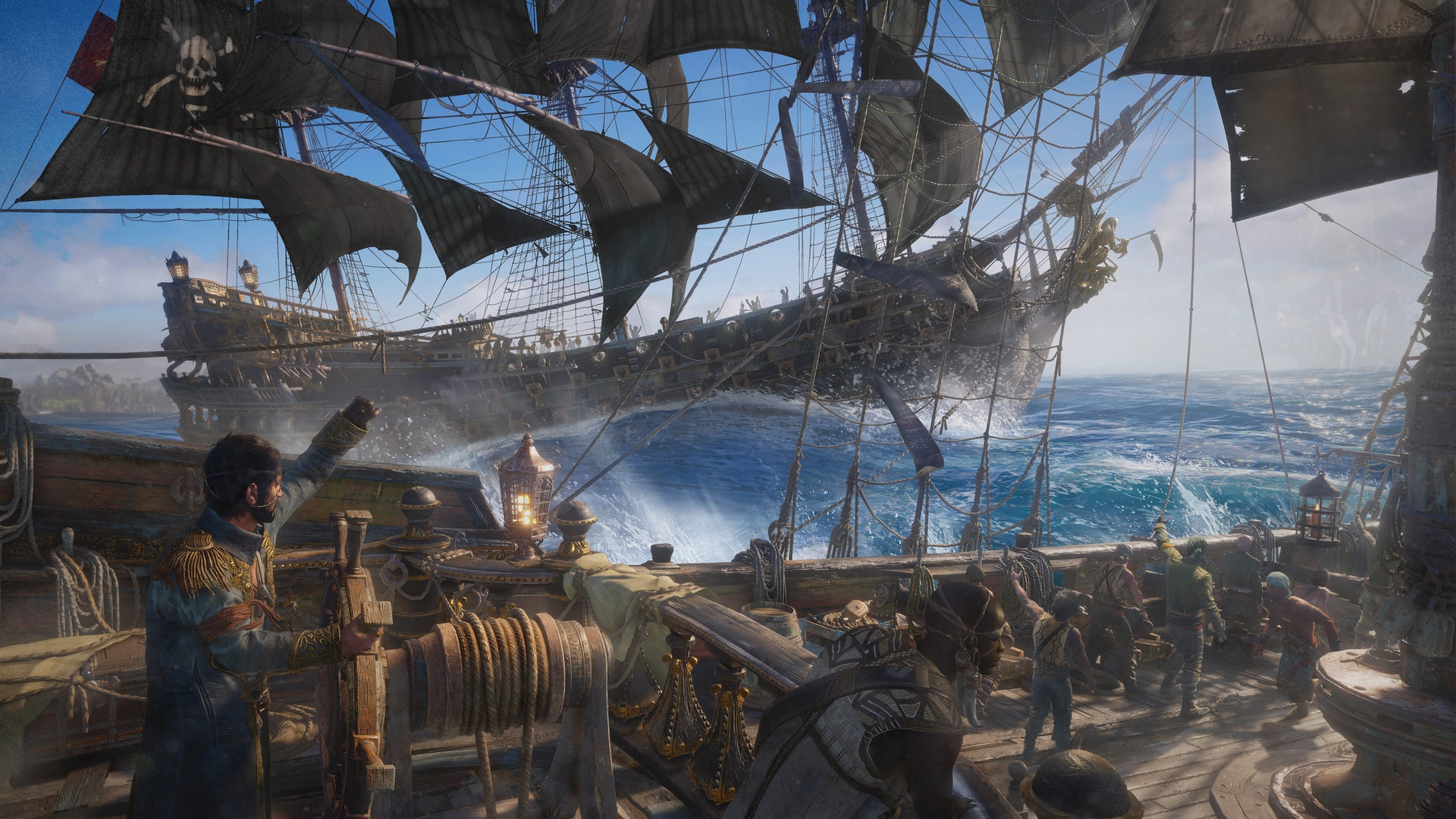 Ubisoft's Skull and Bones won't be at E3
