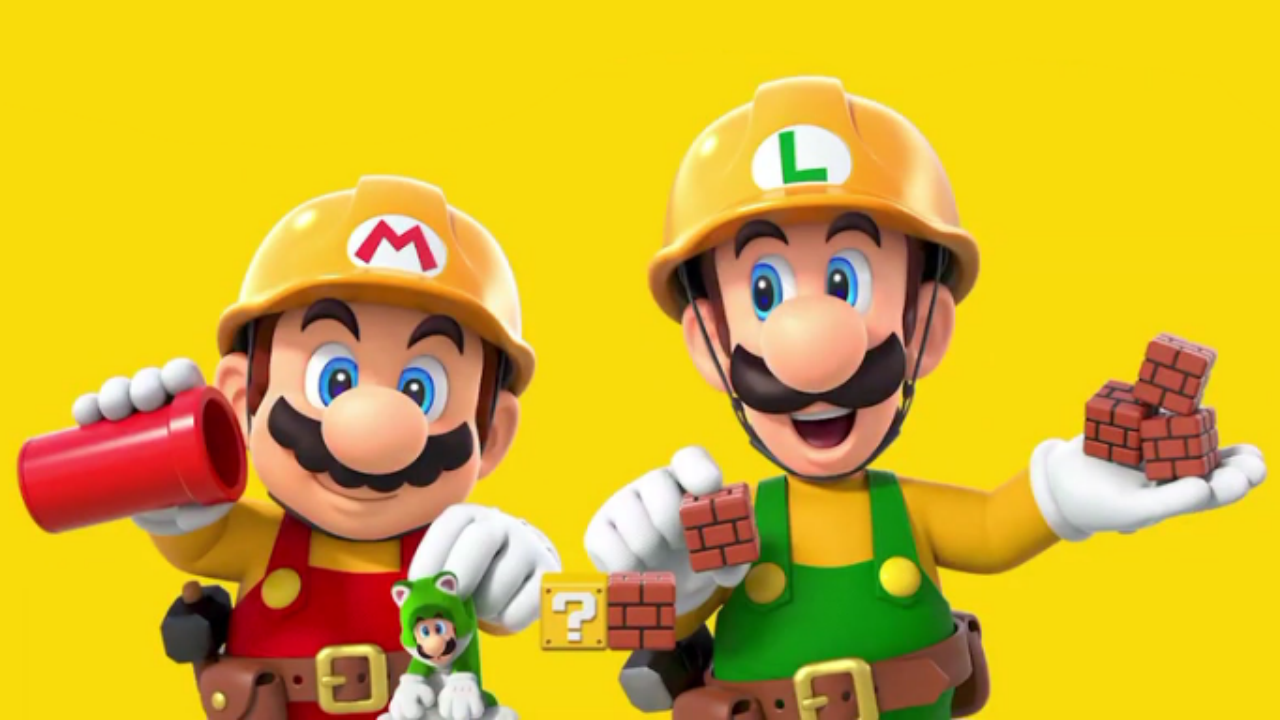 Super Mario Maker 2 Direct gets your build on