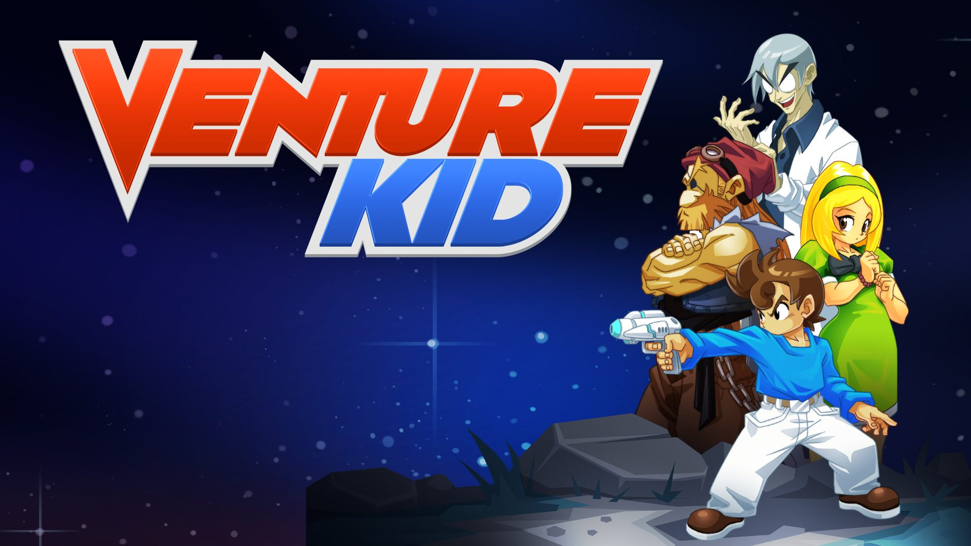 Venture Kid – Nintendo Switch | Review