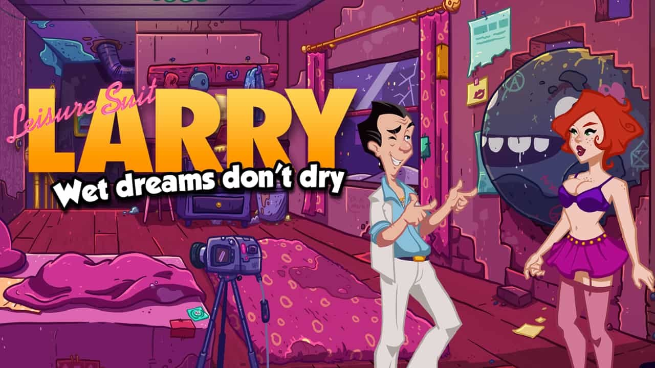 Leisure Suit Larry: Wet Dreams Don't Dry – PS4 | Review