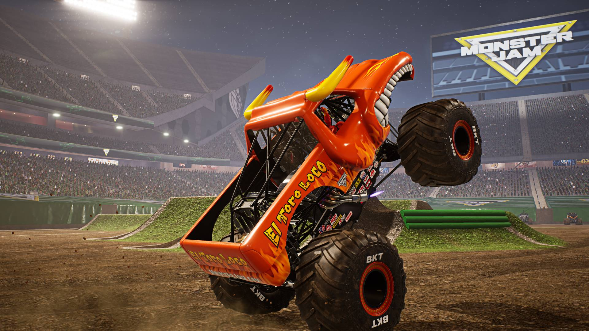Monster Jam: Steel Titans – PS4 | Review