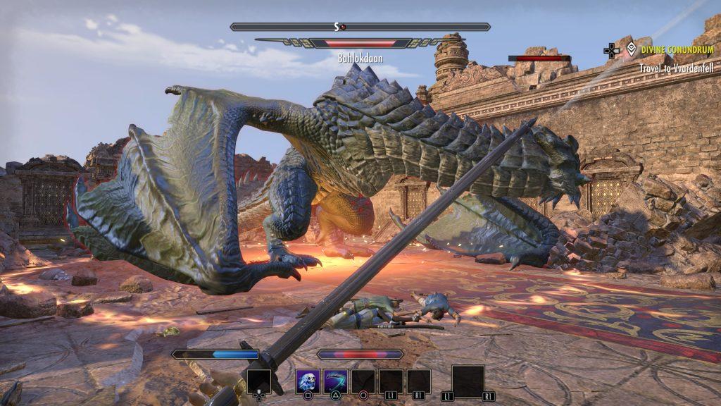 Elder Scrolls Online Elsweyr – PS4   Review   SquareXO